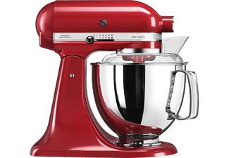 KITCHENAID KSM200 Swiss Edition - Robot culinaire (Rouge)