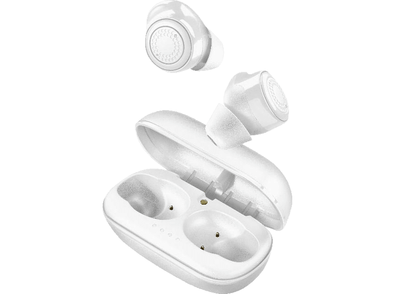 CELLULAR LINE PETIT, In-ear True-Wireless-Kopfhörer Bluetooth Weiß