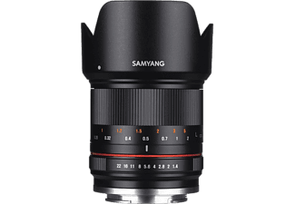 SAMYANG Groothoeklens 21mm F1.4 ED AS UMC CS Micro 4/3 (F1223109101)