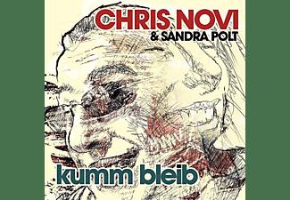 Sandra Polt, Chris Novi - Kumm Bleib  - (Maxi Single CD)