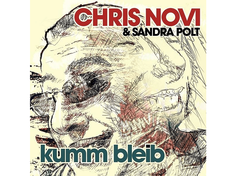 Sandra Polt, Chris Novi - Kumm Bleib [Maxi Single CD]