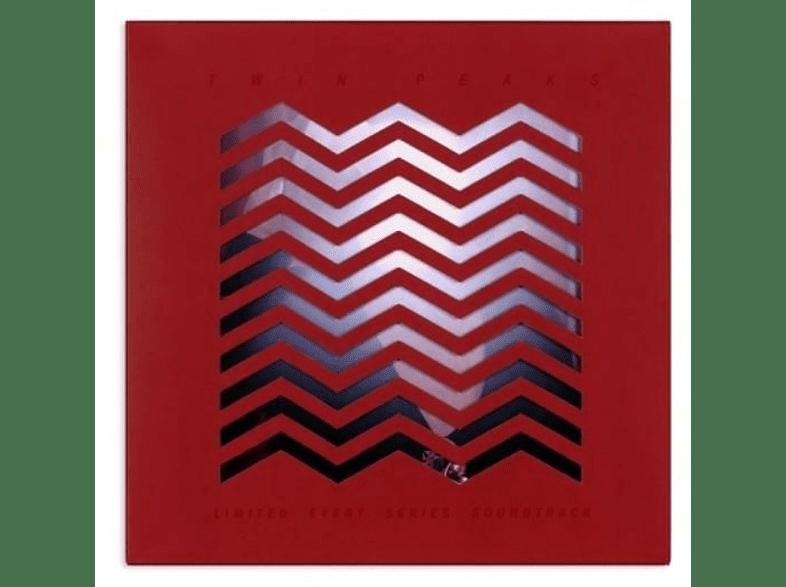 Angelo Badalamenti, VARIOUS - Twin Peaks: Limited Event Series OST (180g 2LP) [Vinyl]