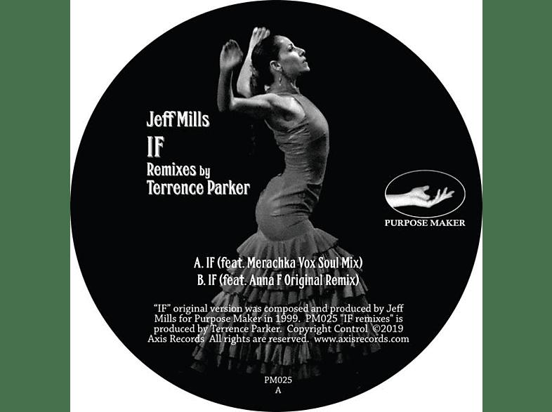 Jeff Mills - IF-Remixes [Vinyl]