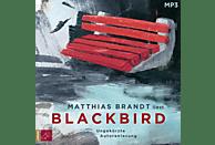 Matthias Brandt - Blackbird (1 x MP3-CD) - (MP3-CD)