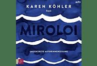 Karen Köhler - Miroloi (2 x MP3-CDs) - (CD)