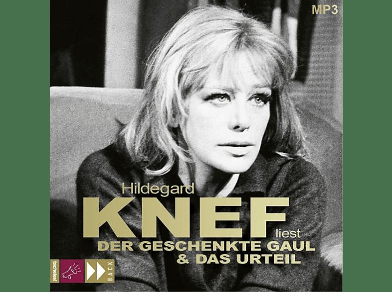 Hildegard Knef - Der Geschenkte Gaul & Das Urteil (2 x MP3-CDs) - (CD)