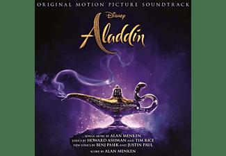 VARIOUS - Aladdin (Original Soundtrack) (Int.Version)  - (CD)