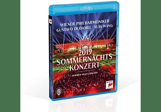 Yuja Wang, Wiener Philharmoniker - Sommernachtskonzert 2019  - (Blu-ray)