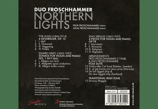 Duo Froschhammer - Northern Lights  - (CD)