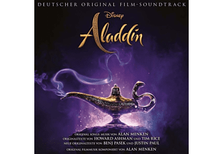 VARIOUS - Aladdin (Deutscher Original Film-Soundtrack) - (CD)