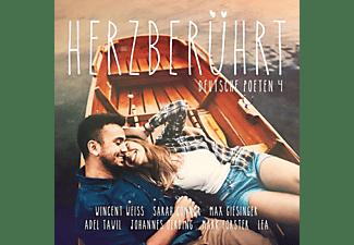 VARIOUS - Herzberührt-Deutsche Poeten 4  - (CD)