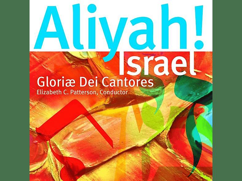 Glroiae Dei Cantores - Aliah! Israel [CD]