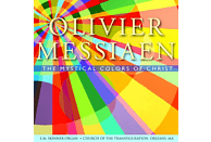 Sharon Rose Pfeiffer, James E. Jordan, David Chalmers - The Mystical Colors of Christ [CD]