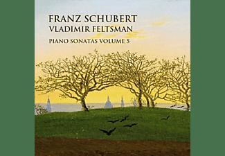 Vladimir Feltsman - Klaviersonaten  - (CD)