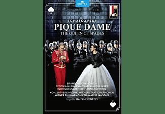 VARIOUS - Pique Dame [Blu-ray]  - (DVD)