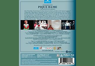 VARIOUS - Pique Dame  - (Blu-ray)