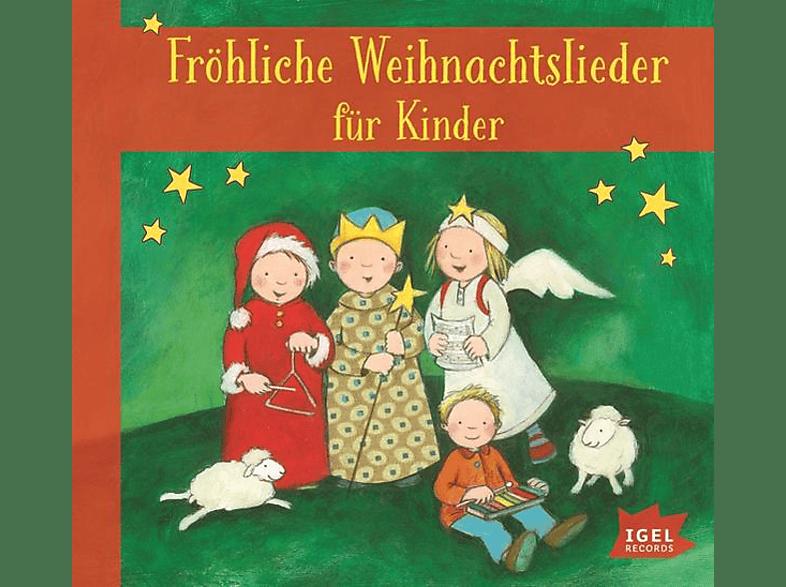 VARIOUS - Fröhliche Weihnachtslieder für Kinder - (CD)
