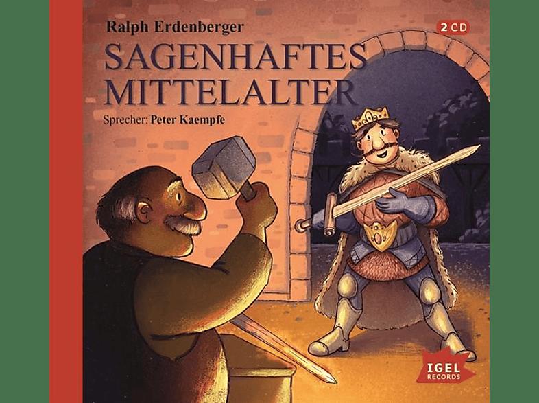 Ralph Erdenberger - Sagenhaftes Mittelalter - (CD)