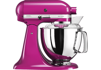 KITCHENAID KSM200 Swiss Edition - Küchenmaschine (Magenta)
