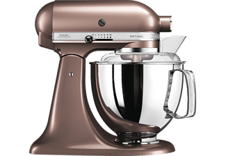 KITCHENAID KSM200 Swiss Edition - Robot culinaire (Marron)
