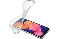 CELLULAR LINE Soft , Backcover, Samsung, Galaxy A20e, Thermoplastisches Polyurethan, Transparent