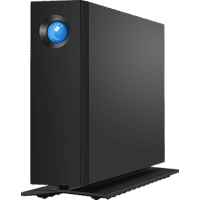 LACIE d2 Professional, 4 TB HDD, 3,5 Zoll, extern, Schwarz