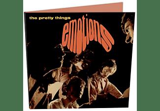 The Pretty Things - Emotions  - (CD)