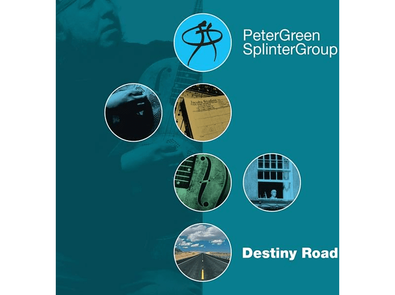Peter Splinter Group Green - Destiny Road [CD]