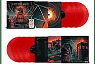 Doctor Who - The Evil Of The Daleks (Red Vinyl 4LP-Set) [Vinyl]