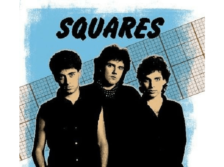 Squares - Best Of The Early 80's Demos [CD]