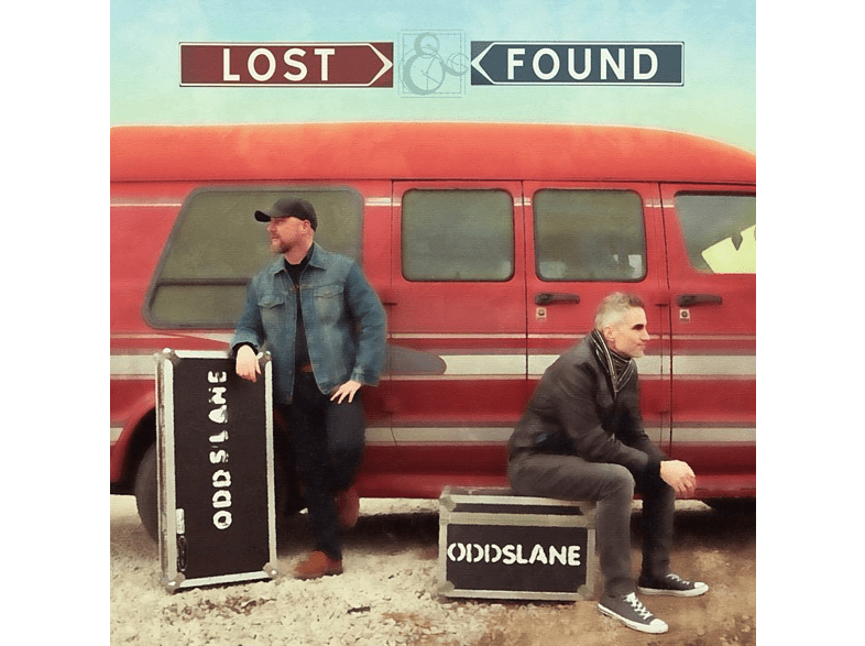 Odds Lane - Lost & Found [CD]