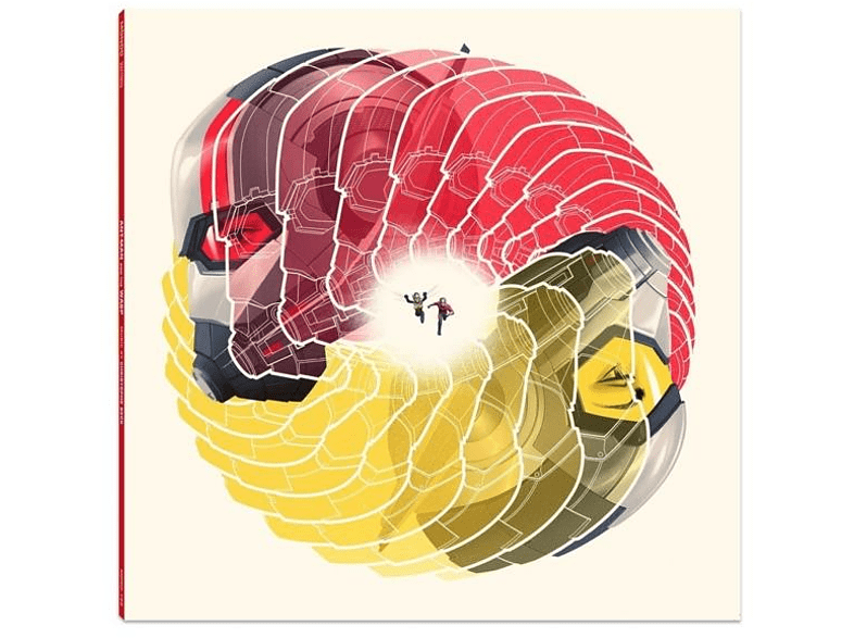 Christophe Beck - Ant-Man & The Wasp (180g 2LP) [Vinyl]