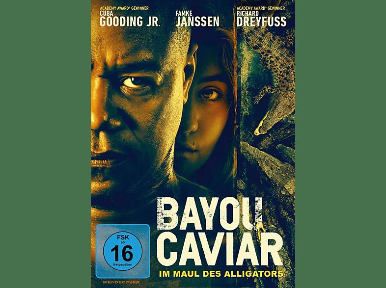 Bayou Caviar-Im Maul des Alligato [DVD]