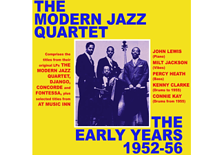 The Modern Jazz Quartet - The Early Years 1952-62  - (CD)