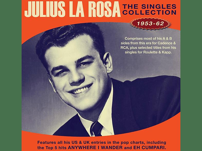 Julius La Rosa - The Singles Collection 1953-1962 [CD]