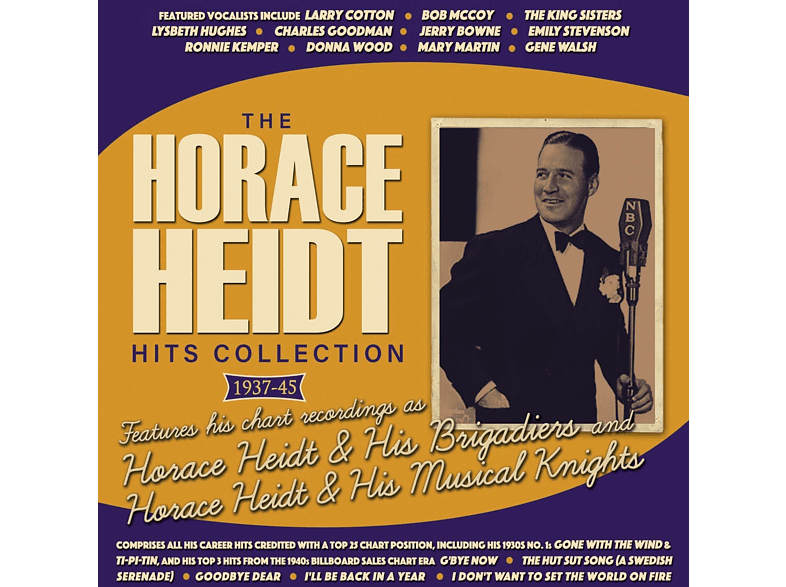 Horace Heidt - The Horace Heidt Hits Collection [CD]