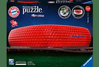 RAVENSBURGER Allianz Arena bei Nacht 3D Puzzle, Mehrfarbig