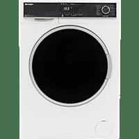 SHARP ES-HFH014AW3-DE Waschmaschine (10 kg, 1400 U/Min.)