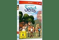 Spirit: Wild und frei - Staffel 1, Vol.4 [DVD]