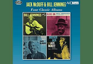 Jack Mcduff, Bill Jennigs - Four Classic Albums  - (CD)