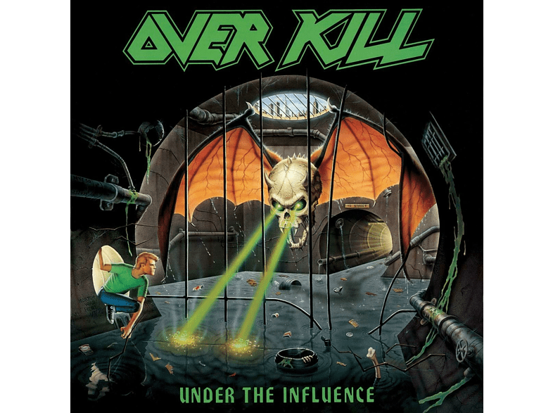 Overkill - Under The Influence (Collector's Edition) [CD]