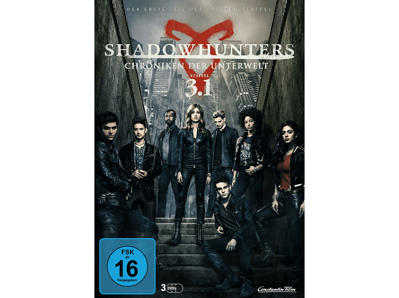 Shadowhunters - Staffel 3.1 [DVD]