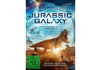 Jurassic Galaxy DVD