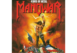 Manowar - Kings Of Metal  - (Vinyl)