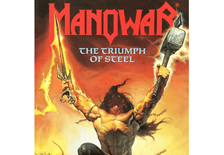Manowar - The Triumph Of Steel  - (Vinyl)