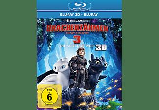 Drachenzähmen leicht gemacht 3- Die geheime Welt 3D Blu-ray (+2D)