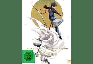 Katsugeki Touken Ranbu - Volume 2 - Episode 5-8 Blu-ray