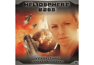 Heliosphere 2265 - Folge 11 : Vergeltung  - (CD)