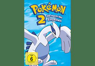Pokemon 2 - Die Macht des Einzelnen DVD