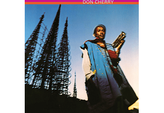 Don Cherry - Brown Rice - (Vinyl)